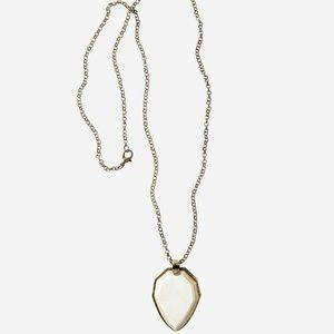 Noonday Horn Prism Necklace
